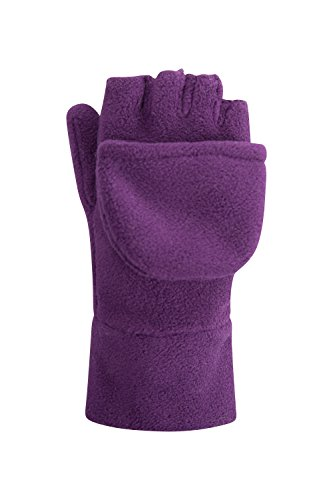 mountain-warehouse-moufles-polaires-sans-doigts-enfant-violet-s-m