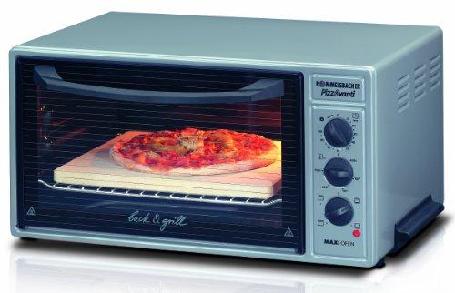 ROMMELSBACHER BG 1600 PizzAvanti Minibackofen Test thumbnail