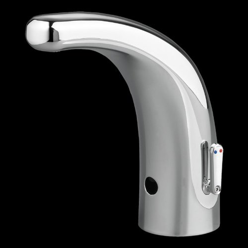 American Standard 7057205.002 Selectronic Integrated Proximity Faucet With Multi-Ac Powered Above-Deck Mixing, 0.5 Gpm front-978195