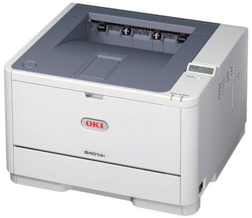 Oki B401d Imprimante laser Monochrome 29 ppm 64 Mo Blanc