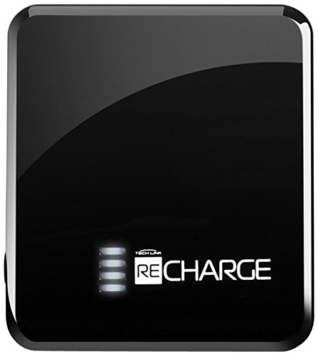 Recharge+ 2500 mAh Power Bank