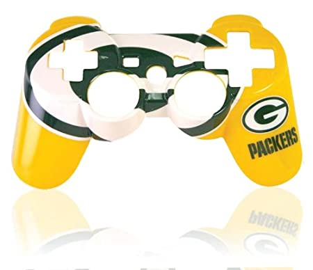 PS3 Official NFL Green Bay Packers Controller Faceplate