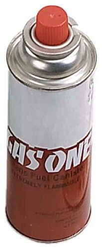 8 Ounce Butane Fuel Canister, Approved For Use W/ Any Ul Approved Portable Gas Appliance : ( Pack Of 3 Pcs. ) front-402333