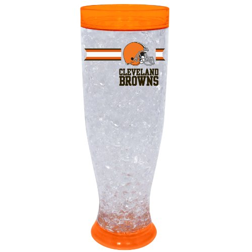NFL Cleveland Browns Ice Pilsner Glass at Amazon.com