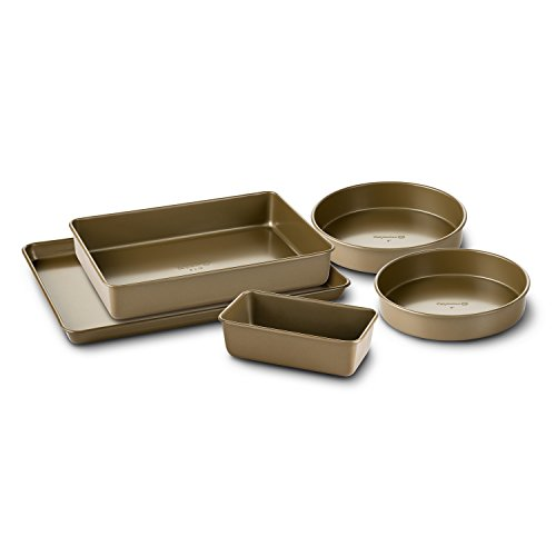 Simply Calphalon Nonstick Bakeware, 5-Piece Set (1802193)