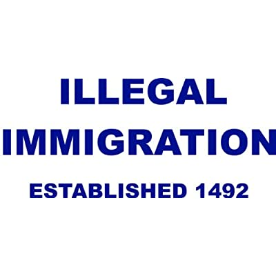 Illegal Immigration Quotes - Kids Girls Bed Room - Picture Art - Peel ...