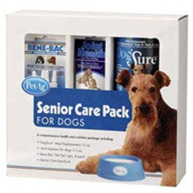 Senior Dog Care Gift Pack
