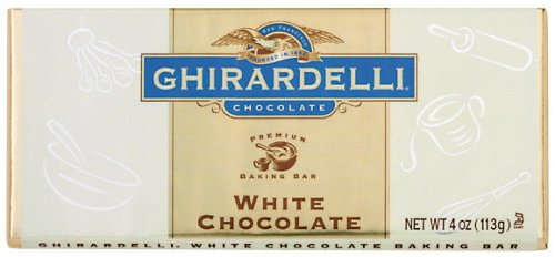 Ghirardelli - Baking Bar - White Chocolate, 12 