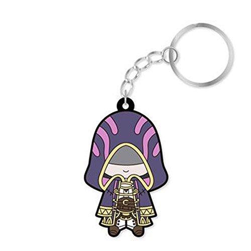Nintendo D4 Fire Emblem Awakening Grima Tactician Rubber Strap Keychain Japan (Keychain Fire Emblem compare prices)