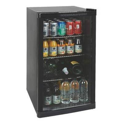Compact Fridge Mini Under Counter Refrigerators Chiller