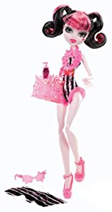 Monster High Draculaura Swim Doll