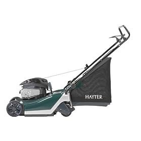 Hayter Spirit 41cm Petrol Push Roller Mower