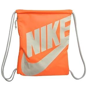 Amazon.com: Nike Heritage Gymsack (BRIGHT CITRUS/BRIGHT
