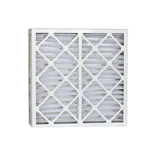 Eco-Aire P25S.042021 MERV 13 Pleated Air Filter, 20 x 21 x 4""