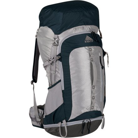 B005F55VFY Kelty Rally 45-Liter Backpack (Graphite, Small/ Medium)