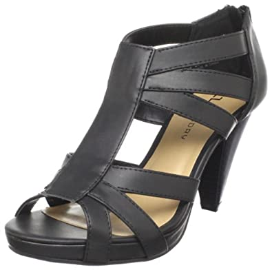 CL by Chinese Laundry Women's Whitnee Sandal,Black,5.5 M US
