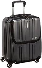 [ワールドトラベラー] World Traveler アマゾン限定 ACEコラボ特別企画 ペンタクォーク ストッパー付スーツケース46cm・32リットル・TSAロック搭載・機内持ち込みサイズ 05661 02 (ブラックカーボン)
