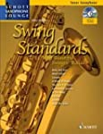 SCHOTT SWING STANDARDS - TENOR SAXOPH...