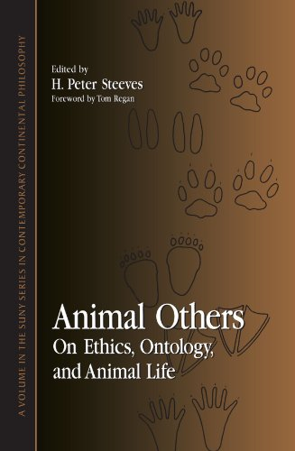 Animal Others: On Ethics, Ontology, and Animal Life (Suny Series in Contemporary Continental Philosophy)