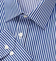 Ultimate Non-Iron Pure Cotton Striped Shirt