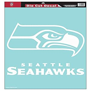 Seattle Seahawks 18x18 Die Cut Decal by Caseys