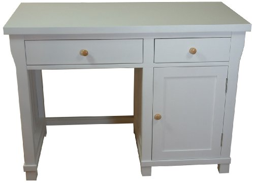 Hampton Single Pedestal Computer Desk