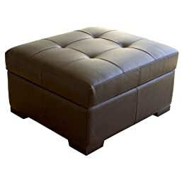 Ottoman sleeper from target leather tufted living room furniture