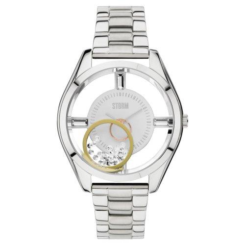 STORM 47211/S - Orologio da polso, donna, acciaio inox, colore: argento