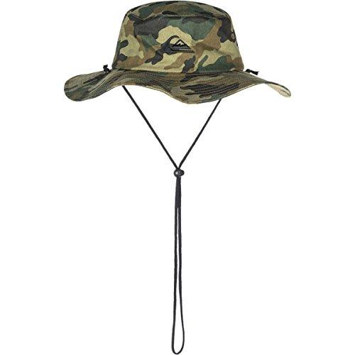 9f9a4800b1cd9 Quiksilver Men s Bushmaster Safari Hat