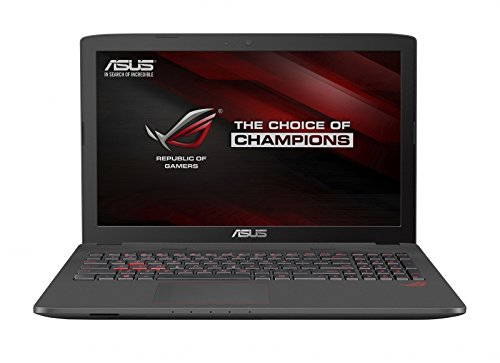 ASUS ROG GL752VW-T4243T - Core i7 6700HQ / 2.6 GHz - Win 10 Home 64-Bit, 90NB0A42-M03470