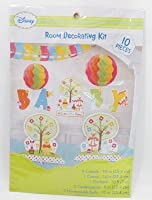 Pooh Little Hunny Baby Showerr Decorating Kit