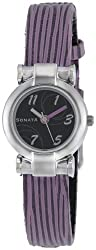 Sonata Analog Black Dial Womens Watch - NF8944SL02J