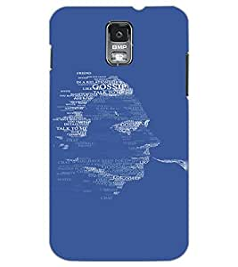 SAMSUNG GALAXY S5 FACE Back Cover by PRINTSWAG