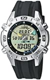 Casio AMW-702-7AVEF Mens Fishing Gear Digital Black Watch