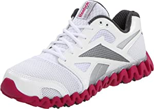Reebok Zignano Fly 2 W J84513 Womens Jogging shoes / Runningshoes White 4.5 UK