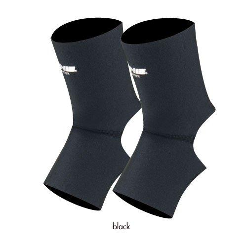 コミネ(Komine) AK-087 Neoprene Warm Ankle Cover Black Free 09-087