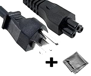Huetron 6 ft AC Power Cord for Infocus IN10 DLP Projector
