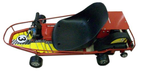 ScooterX Electric Power Kart 500watt Go Kart