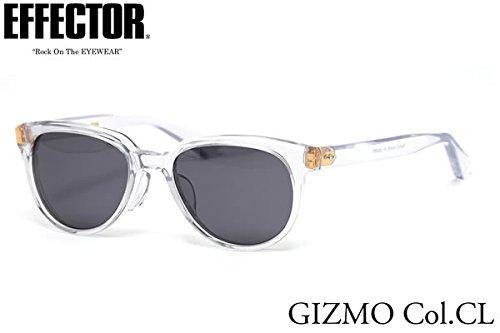 GIZMO CL/G 50サイズ EFFECTOR (エフェクター) サングラス メンズ レディース