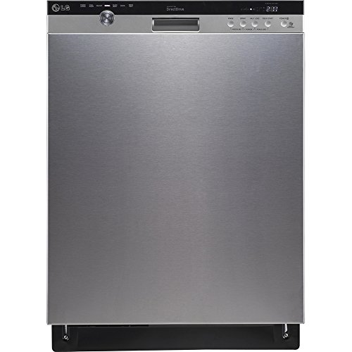 14 Place Setting Capacity - Adjustable 3rd Rack - 7 Wash Cycles - Stainless Steel Interior - 48dB LoDecibel Operation - Energy S