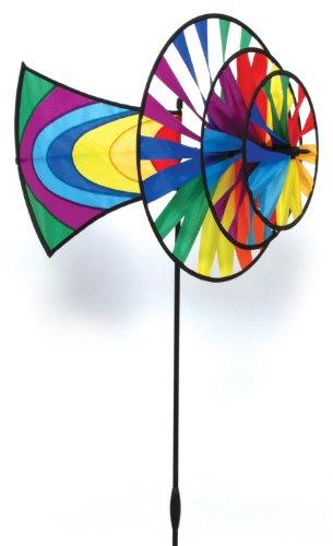 Skydog Kites Rainbow Directional Pinwheel