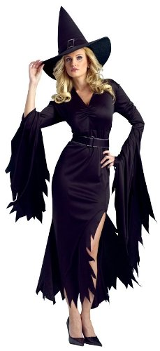 Gothic Witch Adult Costume (Small-Medium)
