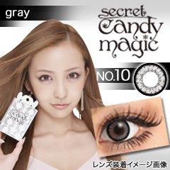 secret candymagic シークレット キャンディーマジック 幅広いラインナップな全16種類 度なし1680円