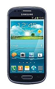 Samsung GT-I8190 Galaxy S III Mini Unlocked Android Smartphone - Blue