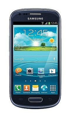 Link to Samsung GT-I8190 Galaxy S III Mini Unlocked Android Smartphone – Blue Big SALE