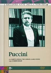Amazon.com: Puccini (2 Dvd): Tino Carraro, Alberto Lionello, Ilaria