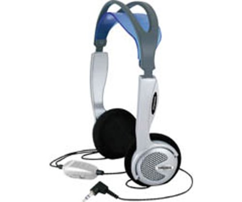 Brand New Koss Portable Headphones With In-Line Volume Control