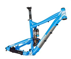 Diamondback 2013 Scapegoat Bike Frameset, Blue, 17-Inch/Medium