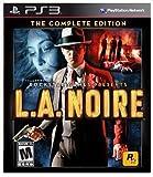 L.A Noire The Complete Edition PS3