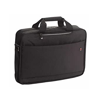 Solo CheckFast Laptop Clamshell - Classic Collection (Black)